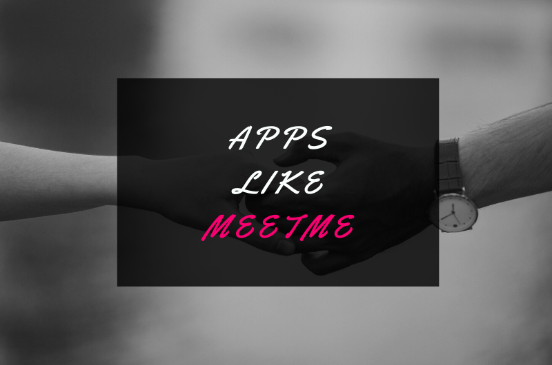 apps like meetme